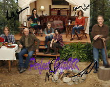 Last Man Standing TV Cast SIGNED AUTOGRAPHED 10X8 REPRO PHOTO PRINT
