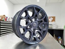 Genuine Toyota Tacoma 2016-17 Dark Anthracite Alloy Wheel Set PT946-35160