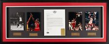 Michael Jordan Signed Auto Autograph Memorable Moments Photo UDA BAS COAs Bulls
