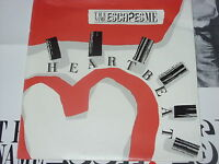 """Name Escapes Me: Heartbeat + POSTER   7""""  New ex shop stock"""