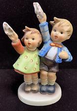 New ListingOriginal Vintage West Germany Hummel Goebel Figurine 153/0 Auf Wiedersehen