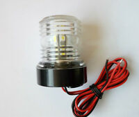 Marine Boat Yacht Ship 12V All Round 360 Degree White LED Navigation Light