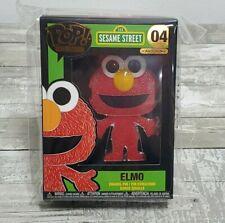 Funko POP! Pin - Elmo Sesame Street #04 - Enamel Collector Pin