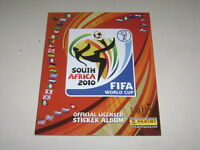 WORLD CUP SOUTH AFRICA 2010 - OFFICIAL ALBUM PANINI REPRINT - 100% Complete