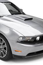 10-14 Mustang V6 GT 3dCarbon Urethane Shaker Style Hood Scoop Unpainted 691268