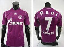 2011-12 adidas Schalke 04 RAUL 7 Away 3RD Soccer Jersey SIZE S (adults)