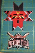 CHOICE of MiLB Indianapolis Indians Throwback Minor League Baseball Jersey Patch
