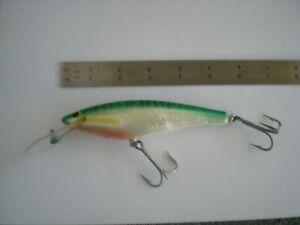 USED BAGLEY DB-06 GBM DIVING BANG-O-B FISHING LURE
