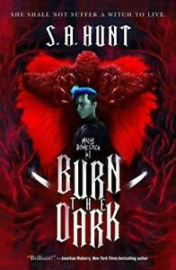 Burn the Dark (Malus Domestica) by Hunt, S. A., #35234U