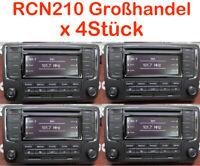 Großhandel 4-STK Autoradio RCN210 Bluetooth CD USB VW GOLF TIGUAN CADDY POLO EOS