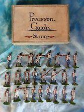 Plats d'étain HEINRICHSEN - Zinnfiguren - Flat tin -  25 soldats premier empire