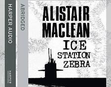 Ice Station Zebra by Alistair MacLean (CD-Audio, 2014)