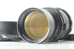 【MINT w/ Hood】Mamiya Sekor 250mm f/4.5 MF Lens For RB67 Pro S SD From Japan #042