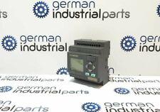 Siemens Logo 6ED1 052-1MD00-0BA6 12/24RC LOGO!