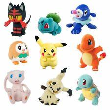 Selección de Figuras de Felpa | Peluche de Animales | Tomy | 20 cm | Pokemon