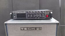 Tech 21 LM 300 analog head (foot switch & rack ears included)