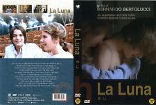 La Luna, Luna (1979) - Bernardo Bertolucci, Jill Clayburgh  DVD NEW