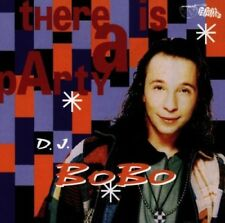 DJ Bobo - There Is a Party-das Album