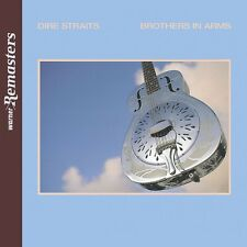 Dire Straits - Brothers in Arms [New CD] Rmst