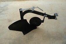 Garden Tractor  Plow W/Coulter INTEGRAL SLEEVE HITCH CUB CADET JOHN DEERE Etc. .