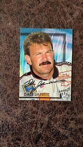 1994 Press Pass Dale Jarrett #12 - NASCAR - Autographed!