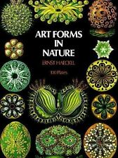 Art Forms in Nature Dover Pictorial Archive