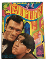 Laugh-In Magazine Vol 1 No 2 Nov 1968 Hugh Hefner Burbank Election Highlights