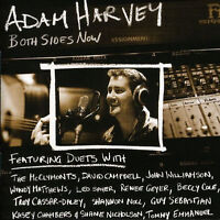 ADAM HARVEY Both Sides Now CD NEW Duets McClymonts David Campbell Leo Sayer