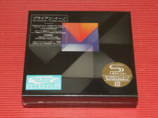 FREE SHIP JAPAN 6 SHM CD BRIAN ENO Music For Installations with 2 Bonus Tracks