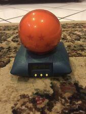 Japanese Dragon Ball Z 4 Four Star Dragonball Digital Alarm Clock with sounds