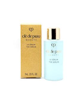 Cle De Peau Beaute Le Serum The Serum TRAVEL Size, 7 ml / 0.23 fl.oz New in Box
