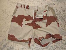 Short camouflage Daguet Armée Française taille 80 (40) désert sable camo neuf