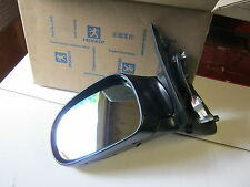peugeot 406 N/S electric mirror (no backing) 8149S2