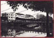 TREVISO MOTTA DI LIVENZA 05 PONTE Cartolina FOTOGRAFICA