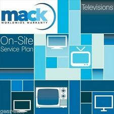 Additional 3 Yr. Mack TV Extended Full Coverage Warranty TVs Costing under $2100