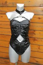 body látex vinilo metal negro fetichismo PATRICE CATANZARO talla XL - XXL (5)