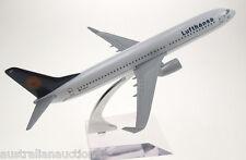 LUFTHANSA DIECAST AIRCRAFT PLANE MODEL B747-400 1:400  #14