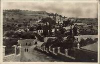 Jerusalem Jeruschalajim Israel Jisra'el AK ~1920/30 Garten Gethesemane Panorama
