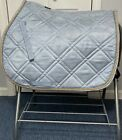 Tango By Toklat All Purpose Saddle Pad Pre-Owned Good Condition Light Blue