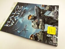 HALO Wars PRIMA Games Official Gaming Guide Users Play Manual 2009 XBOX 360