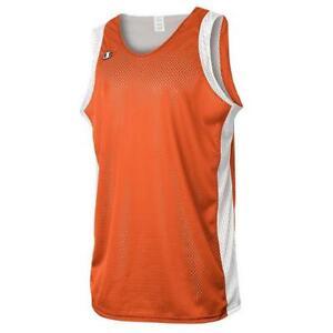 Champion Men's/Boy's Reversible Basketball Jersey B002 Orange/ white
