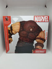Gentle Giant Marvel Juggernaut Bust Statue Mint in Box with COA