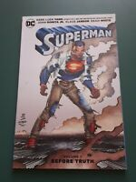 Superman: Before Truth (Volume 1) - Paperback - DC Comics Graphic Novel