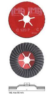 25x Dischi disco semiflessibile carburo di silicio per marmo pietra IMA ABRASIVI