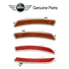 For Mini Cooper F55 F56 F57 Front & Rear Marker Light in Wheel Arch Trim KIT