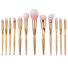 12Pcs New Makeup Brush Set Cosmetic Foundation Blending Pencil Brushes Kabuki