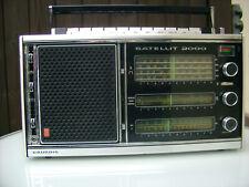 Grundig Satellit 2000 Top Sound !!! Voll funktionsfähie