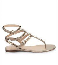 Valentino Garavani Rockstud Gladiator Sandals
