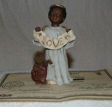 "All God's Children Miss Martha Originals CIEARA 5.5"" COA Love Angel 2500 #14"