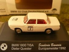 1/87 Brekina BMW 1800 TISA Quester Championnats d'Europe 1992 #2 Prix Spécial 9,99 €